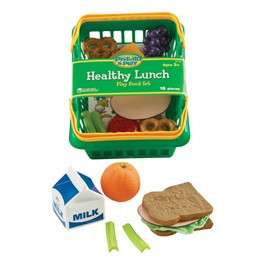 Pretend & Play Healthy Meal Basket - Lunch