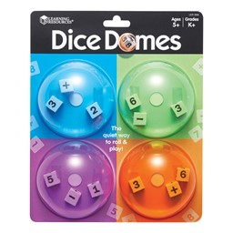 Dice Dome - Set of Four