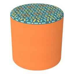 Shapes Series Designer Select - Atomic Top w/ Orange Side