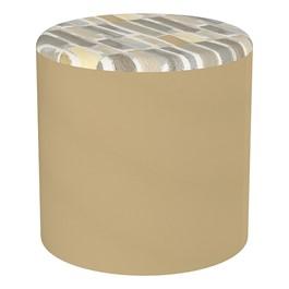 """Shapes Series II Designer Soft Seating - Cylinder (18\"""" High) - Sand/Desert"""