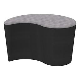 "Shapes Series II Designer Soft Seating - Teardrop - 18"" H"