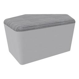 "Shapes Series II Designer Soft Seating - CommunEDI - 18"" H"
