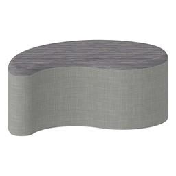 "Shapes Series II Designer Soft Seating - Teardrop - 12"" H"