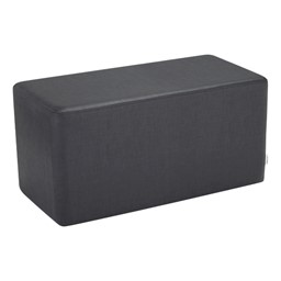 """Shapes Series II Vinyl Soft Seating - Rectangle - 18"""" H"""