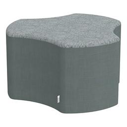 """Shapes Series II Designer Soft Seating - Cog - 18"""" H"""