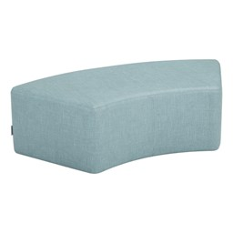 """Shapes Series II Vinyl Soft Seating - S-Curve - 12"""" H"""