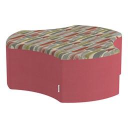 """Shapes Series II Designer Soft Seating - Cog - 12"""" H"""