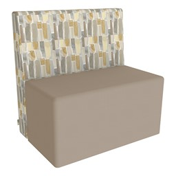 Shapes Series II Structured Soft Seating - Designer - Rectangle