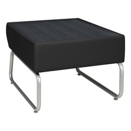 Table w/ Tungsten Top - Black
