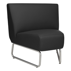 45-Degree Modular Chair - Black