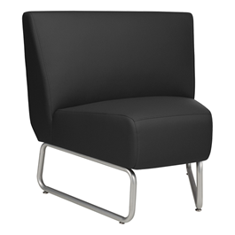 45-Degree Modular Chair - Black