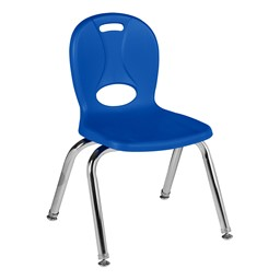 Structure Series Preschool Chair - Blue