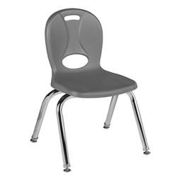 Structure Series Preschool Chair - Graphite