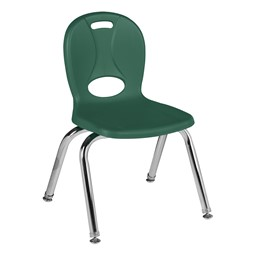 Structure Series Preschool Chair - Green