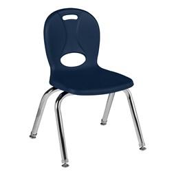 Structure Series Preschool Chair - Navy