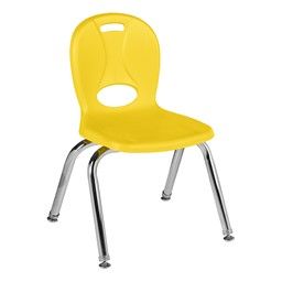Structure Series Preschool Chair - Yellow