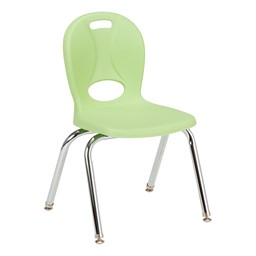 "Structure Series School Chair (14"" Seat Height) - Green Apple"