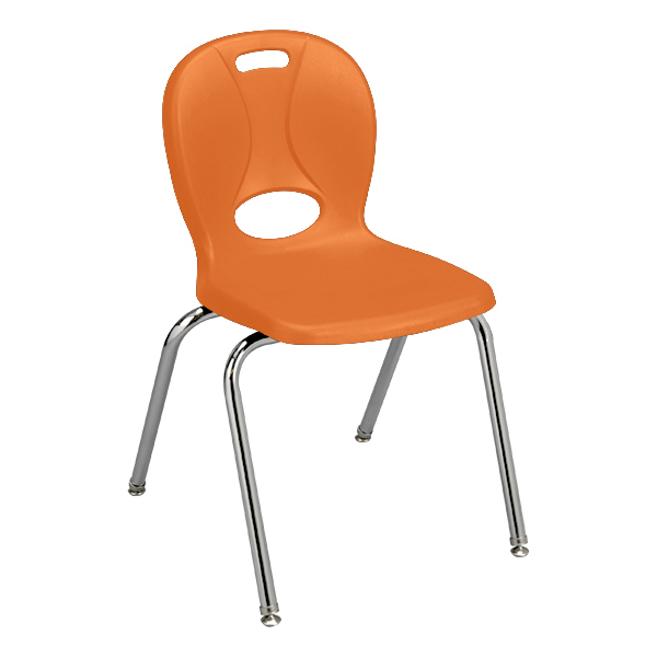 Learniture Soft Plastic Preschool Chair