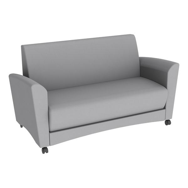 Shapes Series II Common Area Sofa - Light Gray