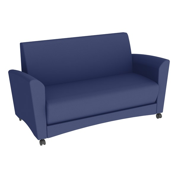 Shapes Series II Common Area Sofa - Navy