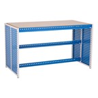 "Creation Station Workbench Kit - Rectangle (60"" L x 30"" D x 36"" H)"