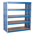 "Creation Station Shelving Unit Kit (60"" L x 30"" D x 70"" H)"