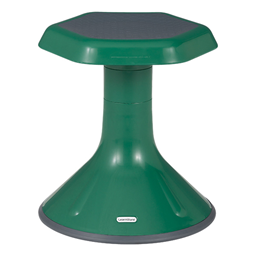"Active Learning Stool (15"" Stool Height) - Green"