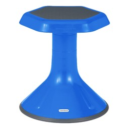 Active Learning Stool-Shown in Blue
