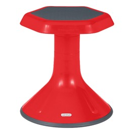 Active Learning Stool-Shown in Red