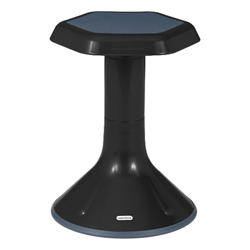 """Active Learning Stool (18"""" Stool Height) - Shown in Black"""