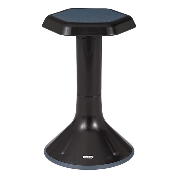 "Active Learning Stool (20"" Stool Height) - Black"