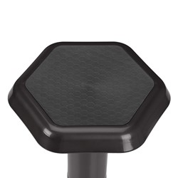 "Active Learning Stool (12"" Stool Height) - Black - Seat"