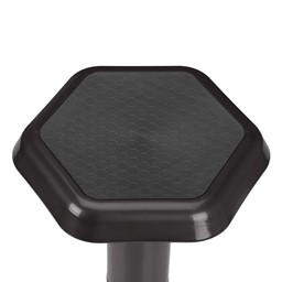 """Active Learning Stool (15"""" Stool Height) - Black - Seat"""