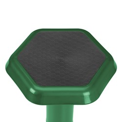 "Active Learning Stool (20"" Stool Height) - Green - Seat"