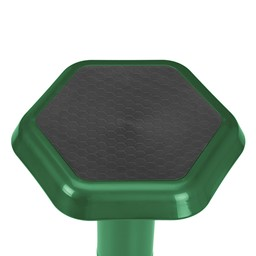 "Active Learning Stool (15"" Stool Height) - Green - Seat"