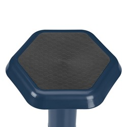 """Active Learning Stool (18"""" Stool Height) - Navy - Seat"""