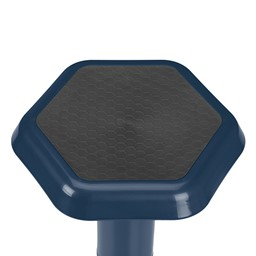 "Active Learning Stool (18"" Stool Height) - Navy - Seat"