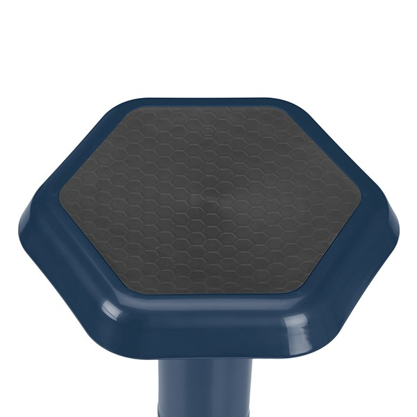 "Active Learning Stool (12"" Stool Height) - Navy - Seat"