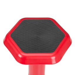 "Active Learning Stool (12"" Stool Height) - Red - Seat"