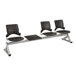 Ballard Series Beam Seating w/ 3 Seats & 1 Table
