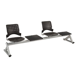 Ballard Series Beam Seating w/ 2 Seats & 2 Tables