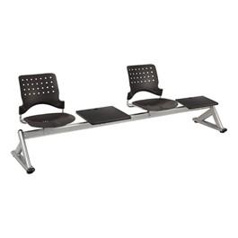 Ballard Series Beam Seating w/ 2 Seats & 2 Tables