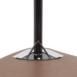 Structure Series Crescent & Cog Mobile Collaborative Table Set - Frame