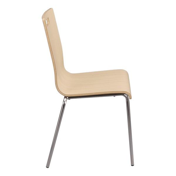Bentwood Café Stacking Chair