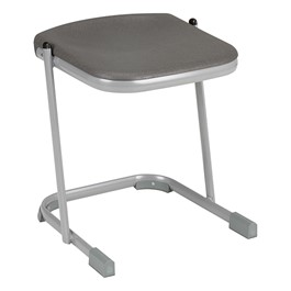 """Shapes Series Student Lab Stool (18\"""" H)"""