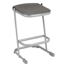 "Shapes Series Student Lab Stool (24"" H)"
