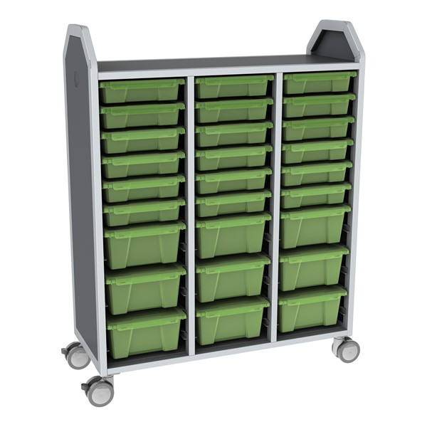 Compatible with Profile Series Mobile Classroom Storage
