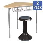 School Chair & Desk Sets