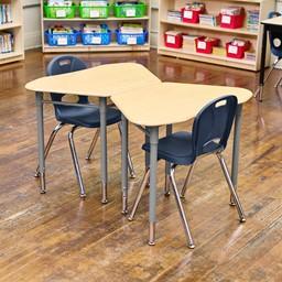 Hex Collaborative Desk