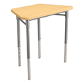 Trapezoid Collaborative Desk w/ Particleboard Core